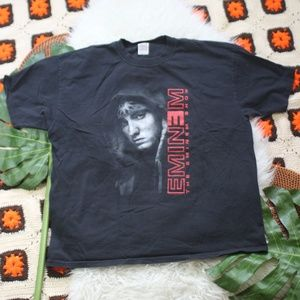 The Eminem Show Album 2002 Tee VTG XL